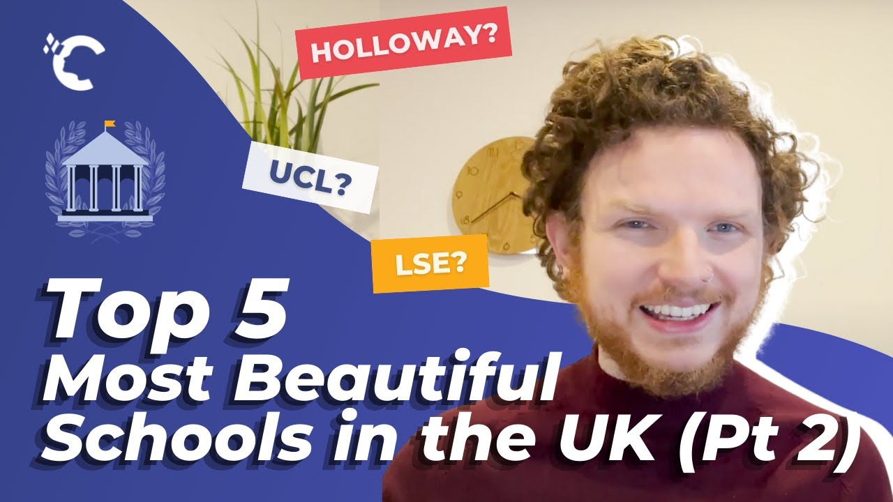 Top 5 Most Beautiful UK College Campuses (Part II)