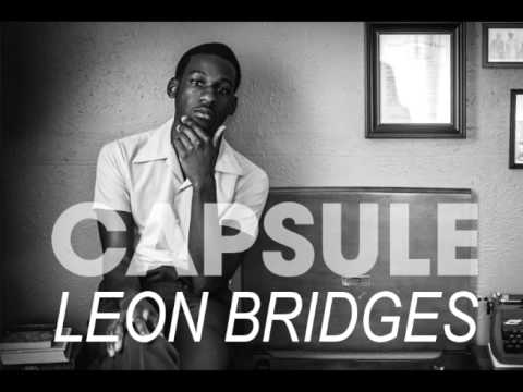 Capsule Podcast 89: Leon Bridges Interview