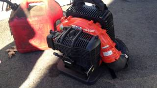Why You Can't Put Straight Gas In a 2 Stroke Leaf Blower-What Will Happen