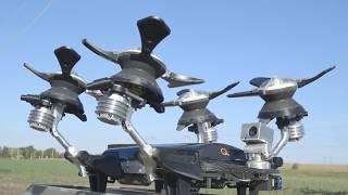 LineRanger robot elektr uzatish liniyalari, toqqa va troubleshoot