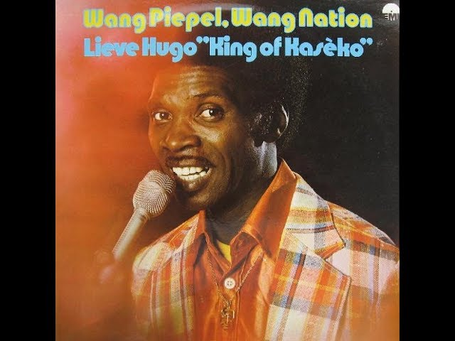 Lieve Hugo_Wang Piepel, Wang Nation (Album) 1975