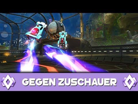 RANKED gegen ZUSCHAUER 🚀 Rocket League Ranked German Gameplay thumbnail