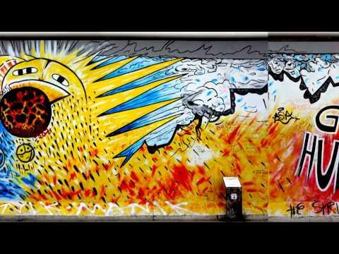 Berliner Mauer - East Side Gallery HD 2014 A