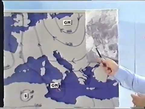 TVM Malta 1989 - Weather Forecast