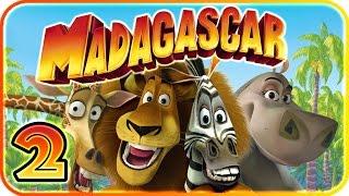 Madagascar Walkthrough Part 2 (PS2, XBOX, Gamecube, PC) Level 2 - Marty