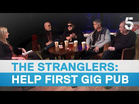 The Stranglers revisit the pub where it all began amid closure fears | 5 News