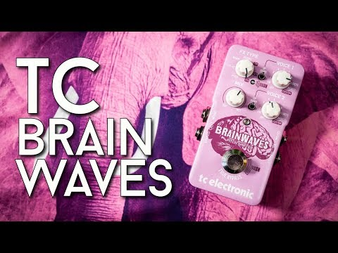 Twisted Stompy Pitches - TC Brainwaves Review