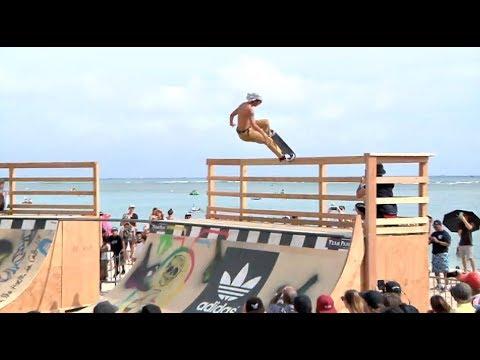 Hell of a Paradise 2018 Waikiki Beach
