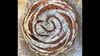 The most fool-proof, delicious, eąsy to make sourdough bread recipe you will ever do.
