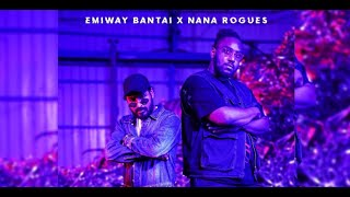 EMIWAY X NANA ROGUES - CHARGE (OFFICIAL MUSIC VIDEO)