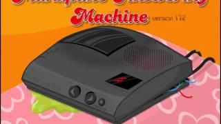 Marzipan's Answering Machine #17