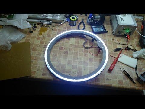 Очередное фото кольцо. Печать на 3d принтере.