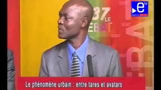 237 LE DEBAT DU 23 06 2015 : PHENOMENE URBAIN  ENTRE TARES ET AVATARS