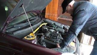 Металлический стук (дизеление) в двигателе 126 Приора, определяем причину.