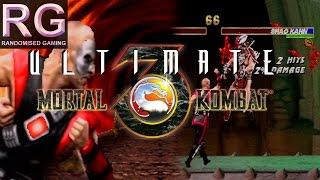 Ultimate Mortal Kombat 3 - Sega Saturn - Kano arcade playthrough & ending [HD 1080p 60fps] thumbnail
