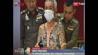 Polisi Thailand Berhasil Tangkap Bos Yakuza yang Buron di Jepang - BIP 12/01