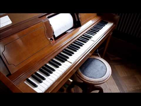 Wurlitzer Demonstrationsrolle