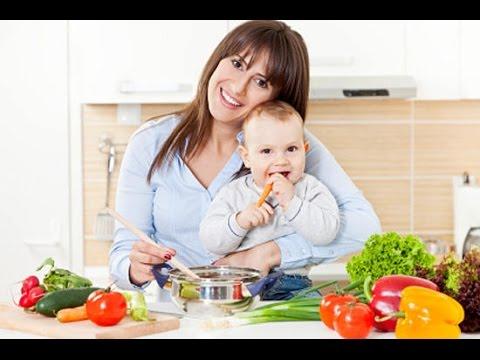 Что кушать кормящей матери