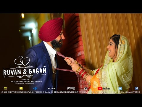 2018 • Gagan & RUVAN • Post wedding film • Raja digital modeling studio | PUNJAB ,INDIA