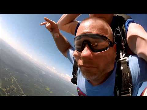 Michael K at Skydive Tallahassee/School of Human Flight