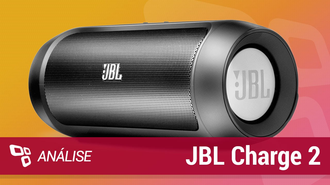 Caixa ac stica jbl charge 2 an lise tecmundo youtube for Housse jbl charge 2