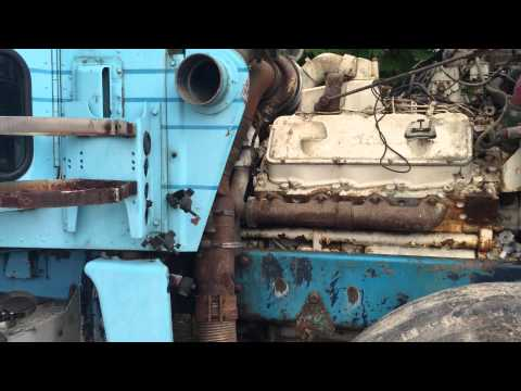 79 Pete V8 Cat 3408 Running After 20 Years