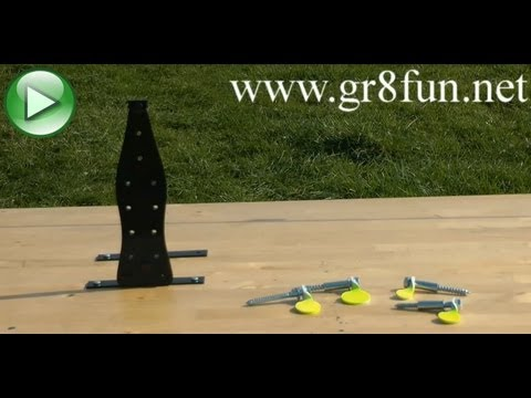 EXPLODING AIRGUN TARGETS: Awesome Air Rifle Gadgets