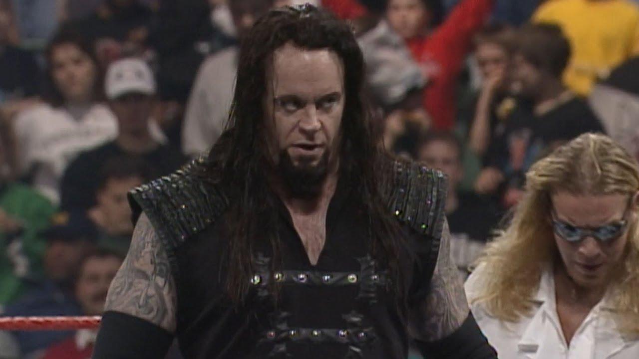 The Undertaker vs. Kurrgan: Sunday Night Heat, Feb. 28, 1999
