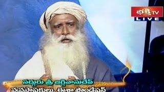 Sadguru Sri Jaggi Vasudev Speech at Koti Deepothsavam