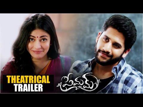 Premam Theatrical Trailer || Naga Chaitanya, Sruthi hassan || Gopi Sunder, Rajesh Murugesan