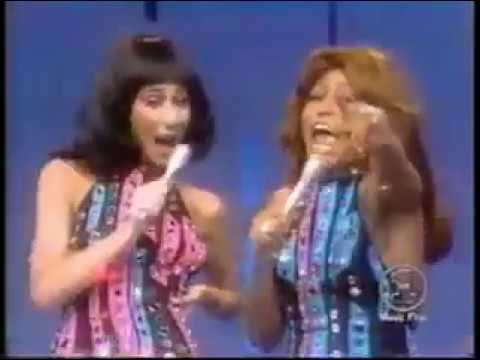 Tina Turner And Cher- Shame Shame Shame Disco 80's Dance ...