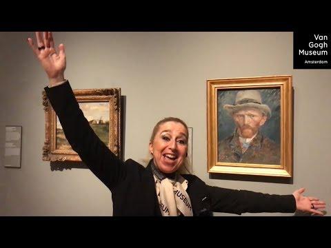 Van Gogh Celebrates