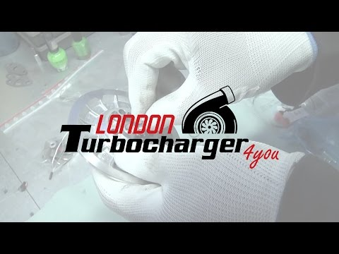 London Turbocharger 4you - Regeneration of turbochargers  and injectors