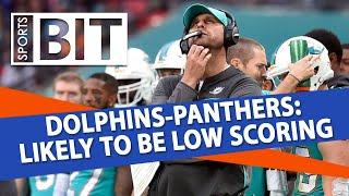 Miami Dolphins at Carolina Panthers | Sports BIT | NFL Picks