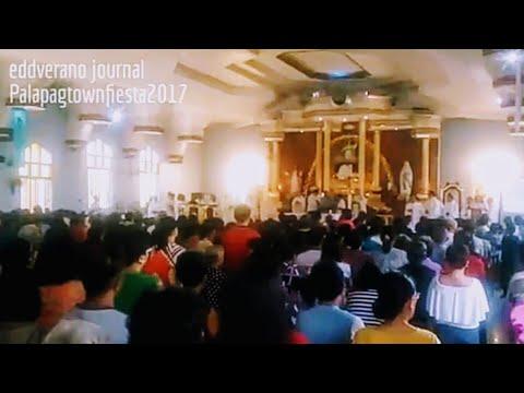 2017 PONTIFICAL MASS Palapag N. Samar