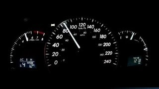 2014 Toyota Camry 0-60 MPH Test Video - 178 HP 2.5 Liter 4-Cylinder