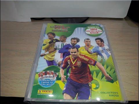 Panini 50 Fred Brasil FIFA WM 2014 Brasilien