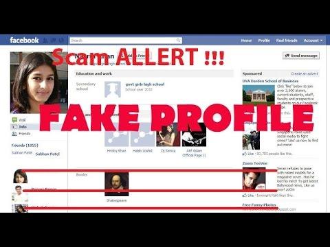 Cara Analisa Foto Profile Fb Cegah Akun Palsu Scam Allert