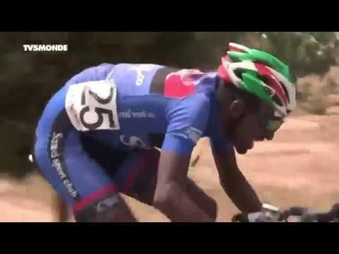 Eritrea - ጋንታ ሰምበል 2ይ፡ሳይሞን ሙሴ 2ይ ታርታ - ዙር ፋሶ 2017 - Eritrean Cycling