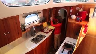 Antares 44i - Liveaboard Catamaran Tour