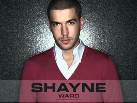 Shayne Ward  back at e