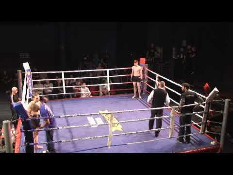 8 Martin Ansdal vs Phillip Persson 76 kg B clas MMA Fight Arena 19 Javamanden