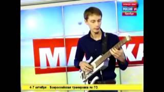 GuitarStroy'16: KovalevSky - Kovalevsky traveler guitar(classic)