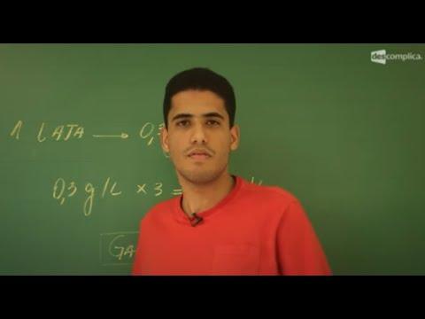 Matemática - Conjuntos Numéricos: Exercícios 1