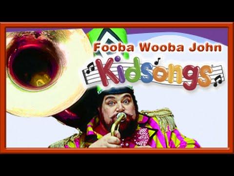 Fooba Wooba John from Kidsongs.com: Play Along Songs - YouTube