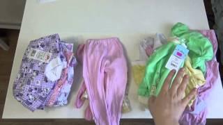 Обзор одежды для ребенка из разных детских магазинов / качество/стиль/стоимость