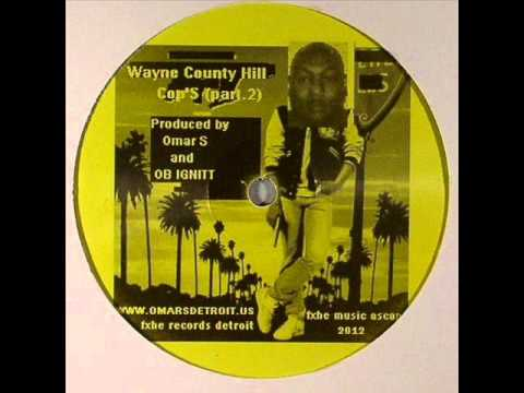 Omar S and Ob Ignitt - Wayne County Hill Cop's (Original Mix)