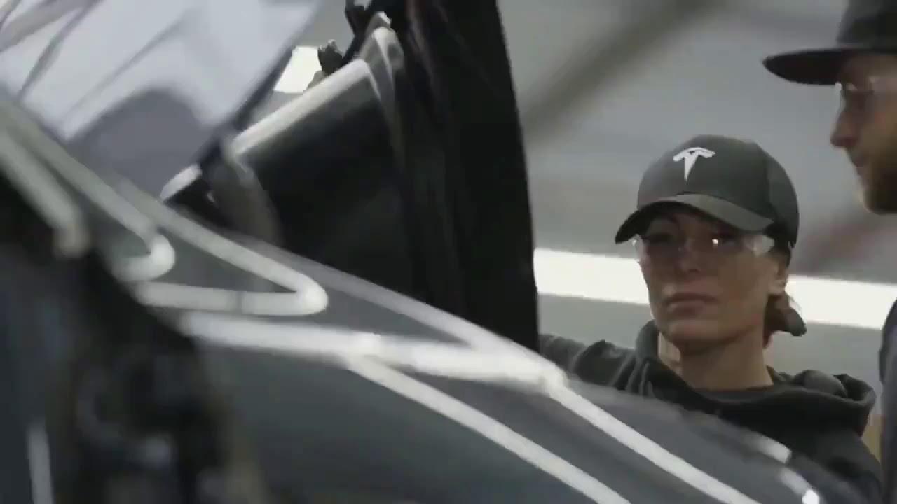 Tesla Giga Berlin Recruitment Video