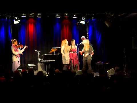 AMERICAN SONGBIRDS - live@jazzit Salzburg 14.03.2014