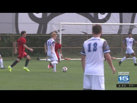IPFW men's soccer beats Dayton 2-1